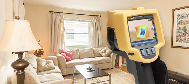 Get a thermal (infrared) home inspection from Clear Sight Inspections